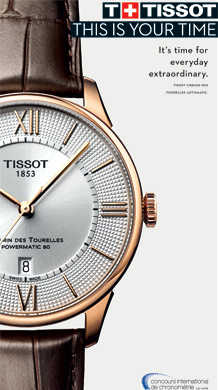Tissot watches collection at Athos jewellery