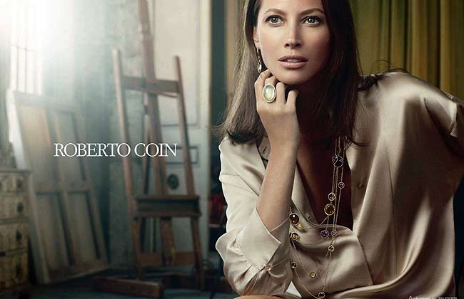 Roberto Coin advert 115